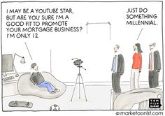 BrandCamp, Marketoons, Tom Fishburne YouTube has been increasingly promoting its homegrown talent to advertisers. YouTube vlogger Michelle Phan partnered with Lancome, Bethany Mota partnered with Aeropostale, and the Fine Brothers partnered with Friskies...
