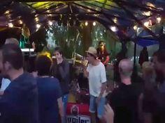 Mangold- You Spin Me Round    ( Uitjebak.nl 2016 Castricum ,Netherlands)