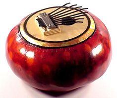 Gourd Crafting Supplies - Musical Instrument supplies - Drumskins, Kalimba Kits