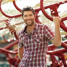 Josh Turner, he almost seems too perfect to be real.