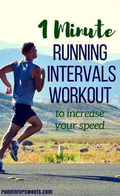 The easiest outdoor or treadmill running workout to increase your speed and get faster. Check out this running workout for beginner runners wanting to improve their fitness quickly. This running workout is easy to incorporate into your weekly training plan. The fat burning benefits are an added bonus! #runningworkouts #speedworkouts