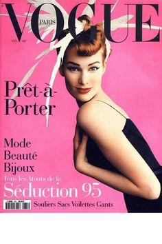 Vogue Paris February 1995