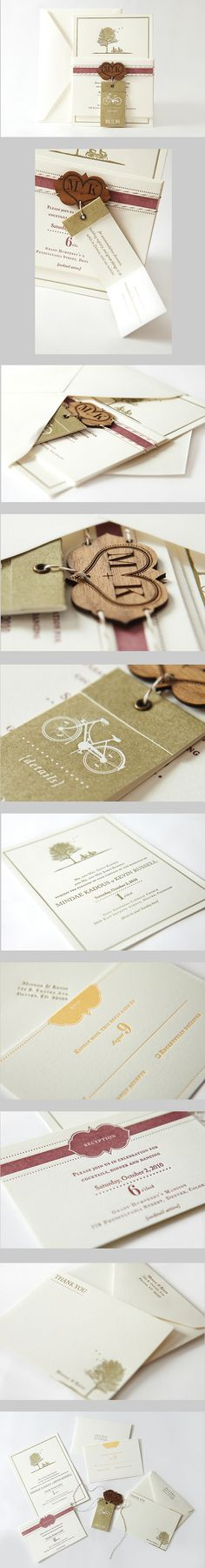 tag unfolds..cute idea for the invite details