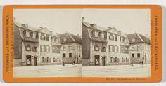 H. Selle & E. Linde & Co | Schillerhaus in Weimar, H. Selle & E. Linde & Co, H. Selle, 1860 - 1890 |