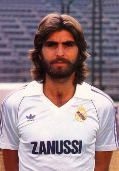 """Juan José """"Sandokán"""", Real Madrid"""