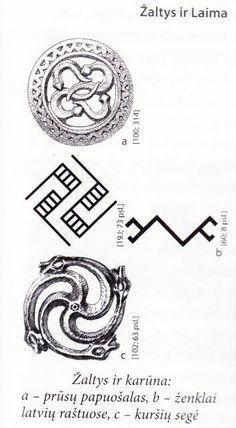 baltiski papuosalai archeologiniai 9
