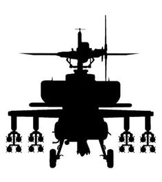 Helicopter decal-Helicopter sticker-Military decal-28 X 28 inches