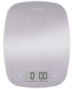 Digital Kitchen Scale/Food Scale from Greater Goods - Ultra Slim