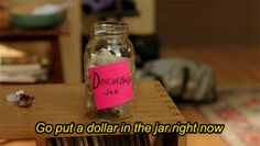 I need to carry one of these in my purse. I would be rich!   Thanks for the idea New girl lol