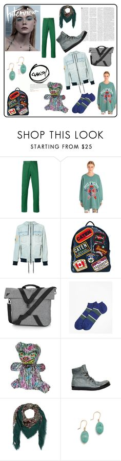 """be irreplaceable"" by emmamegan-5678 ❤ liked on Polyvore featuring Z Zegna, Tommy Hilfiger, Balmain, Dsquared2, Under Armour, Brooks Brothers, Patricia Field Art/Fashion, A Diciannoveventitre, Gucci and Aurélie Bidermann"