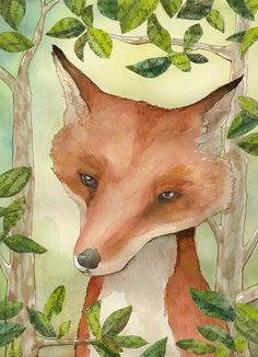 Mr. Fox by gigglepotamus