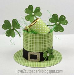 Party Favor, St Patrick's Day, St Patrick's Day Hat