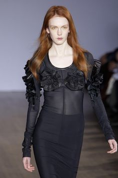 Felder Felder at London Fashion Week Fall 2010 - StyleBistro