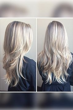 125 Best Layered Hair Images In 2019 Haircolor Hair Ideas