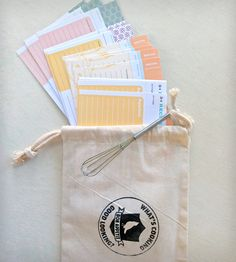 Recipe Card Gift Set - 24 Cards | Home Kitchen & Pantry | Earmark Social Goods | Scoutmob Shoppe | Product Detail