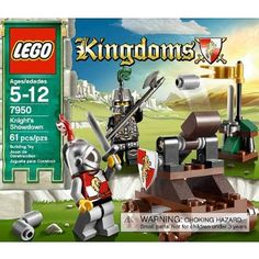 Black Friday 2014 LEGO Kingdoms Knight's Showdown 7950 from LEGO Cyber Monday. Black Friday specials on the season most-wanted Christmas gifts. Lego Kingdoms, Lego Knights, Black Friday Specials, 1 Kings, Dragon Knight, Lego Castle, Lego Toys, Buy Lego, Lego Design