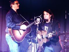 Michael Clem & Rusty Speidel @ Wintergreen Adventure Farm, Concert, Concerts
