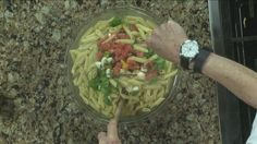 Quick Summer Time Pasta Tuesday, July 14, 2015