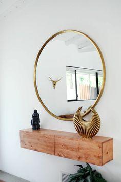 Arte Y Antigüedades Espejo De Pared Corazón En Forma Barroco Oro Blanco Regalo Amor 26 And To Have A Long Life. Muebles Antiguos Y Decoración