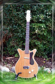 Danelectro guitar.