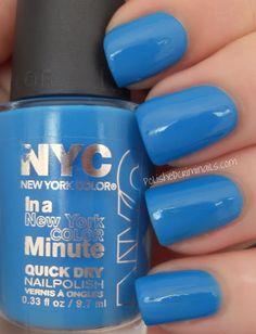 N.Y.C. - Water Street Blue