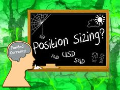 How to calculate position size with funded currency in mind Foreign Exchange, Financial News, Technical Analysis, Forex Trading Strategies, Calculator, Investing, Finding Yourself, How Are You Feeling, How To Apply