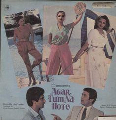 Agar Tum Na Hote 1980 Bollywood Vinyl LP