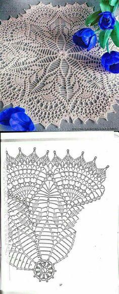 Crochet Square Patterns, Crochet Doilies, Beach Mat, Mandala, Outdoor Blanket, Knitting, Rugs, Tutorial Crochet, Binder