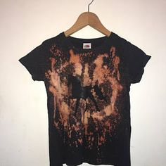 Unicorn Bleached T-Shirt