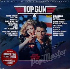 Top Gun OST CBS 70296 1000's records on www.popmaster.pl