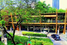 Greenbelt in Makati