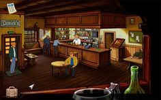 Broken Sword : The Shadow of the Templars - PC - A Masterpiece from Charles Cecil and Dave Gibbons.