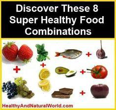 Healthy food combos