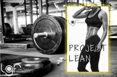 My 'Project LEAN' nutrition guide - download today   #fitfam #fitness #nutrition