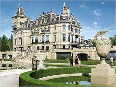 Park Place: Britain's most expensive home $229,000,000