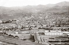 Posiblemente imagen tomada en 1915. Gran Hotel. Cartagena Spain, Animal Crossing, Paris Skyline, Vintage Paintings, Travel, Animals, Chile, Google, Old Photography