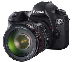 Canon Announces an Affordable Full-Frame EOS 6D – Time to Compare Our Options (up against Canon 7D, 5D Mark III and Nikon D600, D800)
