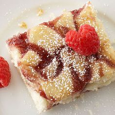 Cream Cheese Berry Coffee Cake