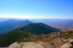 Known as one of the most scenic hikes in the Northeast, Franconia Ridge in the…