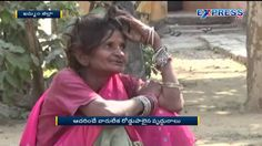 70-years old caught eating solid waste - Express TV