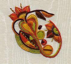 Pascal Jaouen - glazig embroidery