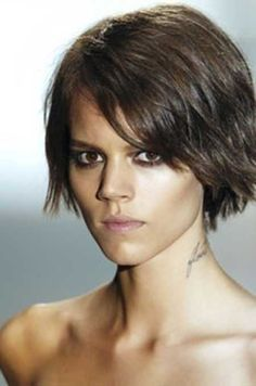 New Trendy Short Hair Styles