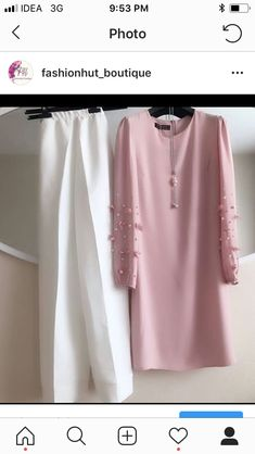 👉 Top fully stitch up to 44 Size & Top length is 46 👉🏻 Plazzo fully stitched up to xxl Size # RATE: 650 + ship . Abaya Fashion, Muslim Fashion, Modest Fashion, Indian Fashion, Fashion Dresses, Trendy Fashion, Kurti Designs Party Wear, Kurta Designs, Hijab Dress