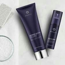 How to use Monat Shampoo:  •Short hair ➡ dime size amount •Long hair ➡ nickel size amount •Extra long hair ➡ quarter size amount  Emulsify (aka rub hands together with shampoo) Shampoo hair ➡ leave shampoo in hair for 2 minutes  (expect minimal to no lather) Rinse and repeat! This time..you can expect lather ;) Rinse and condition!  Walla! Now you can follow up with whichever products you prefer! http://CallieAnn.mymonat.com