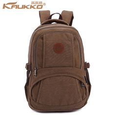 Men/'s Vintage Backpack Rucksack Laptop Shoulder Travel School Canvas Book Bag US