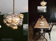 The Large Cloud Bubble Chandelier 22 diameter by TheLightFactory