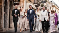 Lavish destination wedding at Belmond Hotel Grand Timeo, Sicily by Morlotti Studio