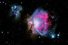 Goran VukajlovicMilky Way Scientists Follow · Thursday  Great nebula Orion ------------------------------ SkyWatcher ApoRefractor 900/100 Nikon D5100 ISO 800 exp : 15 x 600 sec Tara, Januar 2013