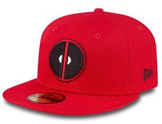 Character Deadpool 59Fifty Fitted Cap by NEW ERA x MARVEL