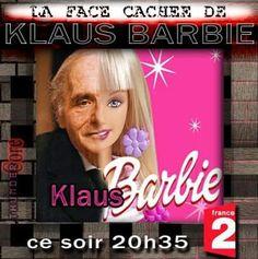Klaus ..... Barbie !